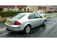 51 Plate Ford Mondeo