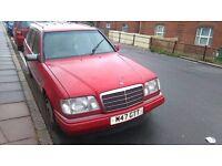 "Mercedes-Benz e200 Automatic 7seater 1994"""