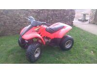 Honda Sportrax 90cc quad