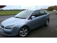 ford focus 1.8 diesel zetec,mot july 2018,135000 miles,2 new front tyres, £1150 ono. 07792892178