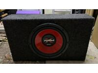 Sony base/speaker box and amp