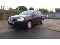 Volkswagen Golf 1.4 S 2006 Long M.O.T. Great Car £1350 O.N.O.