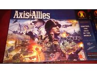 Axis and Allies Board Game By Avalon Hill - Control the Fate of the World