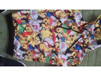pokemon pikachu medium sized hoodie