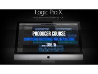 MUSIC PRODUCER - PRIVATE LESSON @ Home - Beginner/Student/Intermediate/Advanced