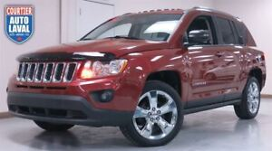 2011 Jeep Compass LIMITED 4X4 - CUIR - TOIT - REMOTE STARTER