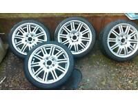 BMW m3 alloys