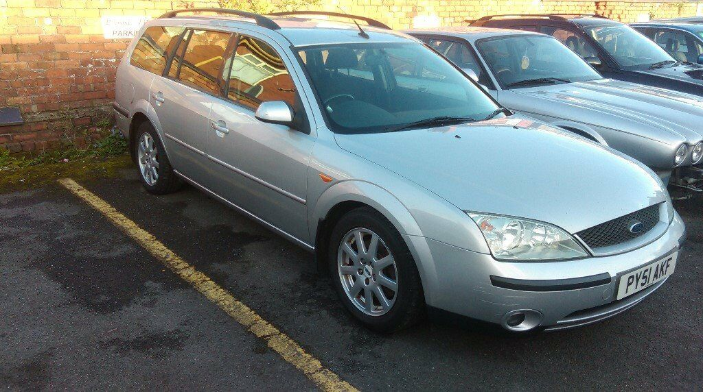 FORD MONDEO ESTATE, 12 MONTHS MOT