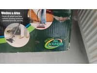 bissell all rounder vaccuum cleaner and washer