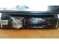 Jvc bluetooth car stereo head unit