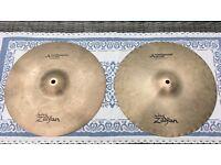 """Zildjian 13"""" A mastersound hi hats"""