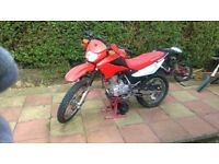 Honda XR125 56 Plate. In very good condition for Sale
