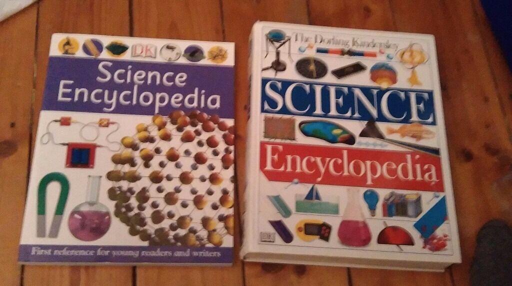 2 Science Encyclopedias
