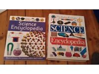 2 Science Encyclopedias