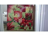 Beautiful Abstract Oil Painting on canvas