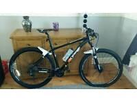 Clockwork Orange mountain bike