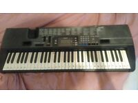 Casio CTK-720 Keyboard. £40. Great for starting out.