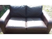 Large Two Seater Sofa!