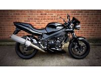 Beautiful Triumph Speed Four - Super Low Mileage + Full MOT