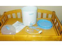 Baby bottle sterilizer £2