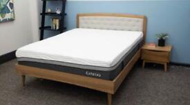 Emma Superking memory foam mattress, nearly new