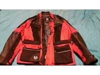 Belstaff Vintage/Classic XL motorbike NON Leather jacket
