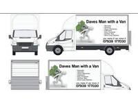 Dave's Man With A Van