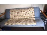 Sofa bed futon in very good condition - can deliver