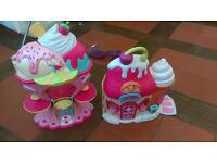 My Little Pony Ponyville items