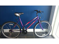 Ladies bike for sale - House Clearance - £50 for quick sale