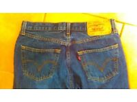 Levi's 501 Jeans 32/32 Perfect Condition. Worn 2/3 times. £30
