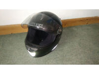 Motorcycle helmet extra small XS