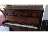 Piano - suitable restoration project