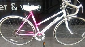 Raleigh Chloe 80s retro racer