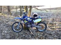 Yz 250 motocross