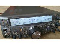 KENWOOD TS-2000 HF / VHF / UHF TRANSCEIVER
