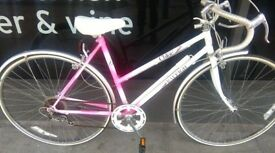 Raleigh Chloe 80s retro racer - made in England