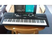 Yamaha Digital Keyboard in box and in Great condition. £60