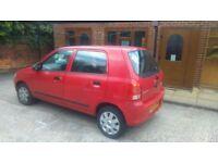 Suzuki Alto 1.1 GL Red 47000 Miles 1-YEAR MOT , Central Locking Airbag