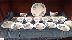 royal vale china tea set