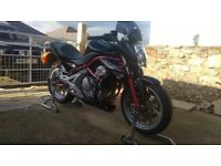 **DEPOSIT TAKEN** ER6-n 2007, low mileage,lady owner,lowering kit, low profile seat + original.