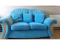 2x2 two large couches in very good condition, very comfortable and scatter cushion included in sale