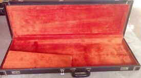 "1966 fender Stratocaster/tele case ""no tail"" logo superb condition 😁"