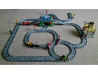 Thomas the Tank Engine train set bundle ( 2 complete sets, see photos ) plus extras ( See photo 4 )