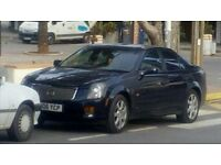 Cadillac CTS right hand drive