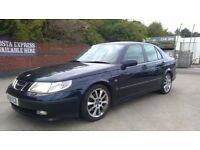 Saab 9-5 turbo 2.3 hot aero
