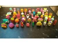 X50 shopkin figures