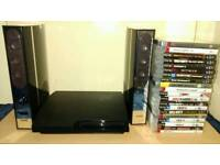 PS3 with lots of games and full setup REDUCED