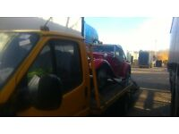 Excellent Car Recovery & Transport Service