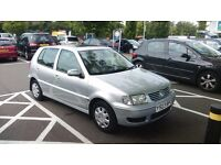 Automatic ----Polo----2001----HPI Clear----- for Sale